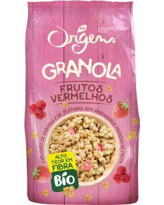 Granola de Frutos Vermelhos Bio