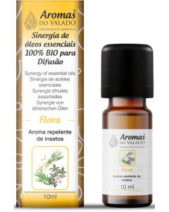 Óleo Essenciais Sinergia Flora Repelente de Insetos