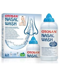 Kit de Limpeza Nasal Diária - Nasal Wash