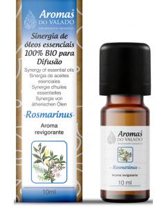Óleo Essenciais Sinergia Rosmarinus Revigorante
