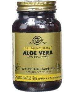 Suplemento de Aloe Vera