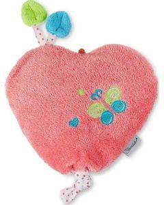 Anti-cólicas Térmico Coração