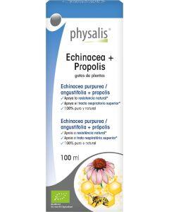 Equinacea + Propólis |  Gotas de Plantas