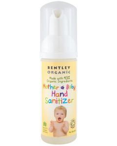 Mousse Desinfetante de Mãos Bio Mother & Baby