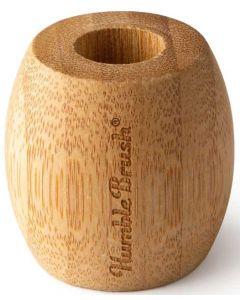 Suporte em Bambú para Escova de Dentes
