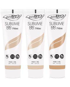 BB Cream Vegan Sublime