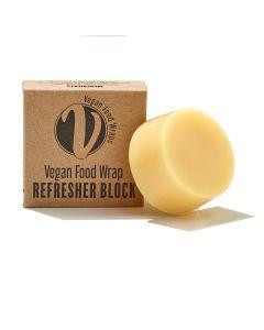 Bloco de Cera Vegan para Wrap