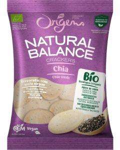 Bolacha Natural Balance de Chia