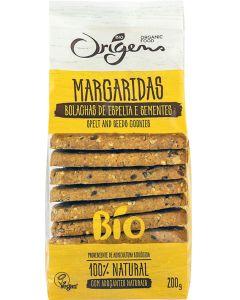 Bolachas Bio e Vegan Margaridas