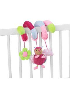 Brinquedo Espiral Joaninha