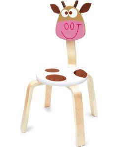 Cadeira Vaquinha para Criança