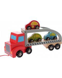 Camião Reboque de Transporte de Carros