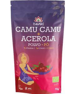 Suplemento Alimentar de Camu Camu e Acerola