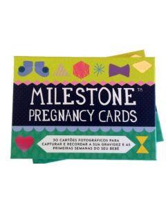 Cartões Milestone Gravidez