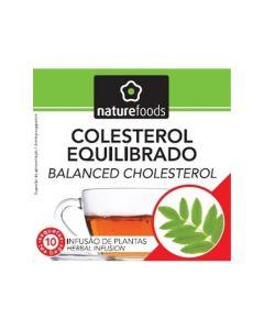 Infusão Colestrol Equilibrado