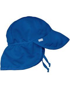 Chapéu com Proteção Solar 50+ com Proteção de Nuca Navy