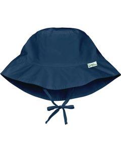 Chapéus Com Proteção Solar 50+ Formato Panamá | Azul