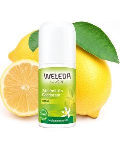 Desodorizante Roll-On Citrus