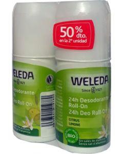 Desodorizante Roll-On Citrus | Pack 2
