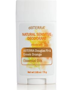 Desodorizante Com Óleos Essenciais Greek Orange