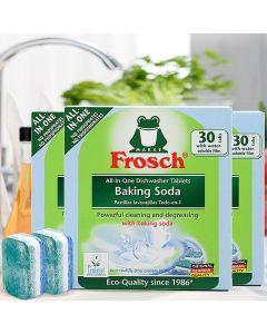 Detergente em Pastilhas para Máquina de Lavar Loiça | All-in-One