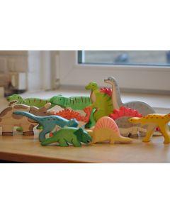 Dinossauros em Madeira