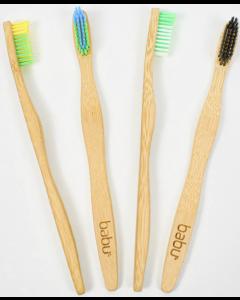 Escova de Dentes em Bambú  Adulto