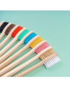Escovas de Dentes em Bambú