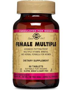 Suplemento Alimentar Female Multiple