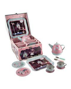 Conjunto de Chá Musical - Enchanted