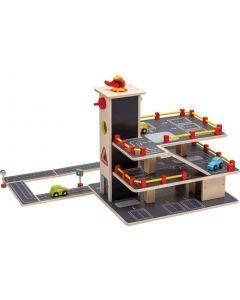 Garagem com elevador