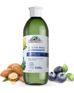 Gel de Banho Antioxidante com Mirtilo e Argão