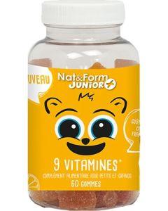 Super Ursinhos 9 Vitaminas