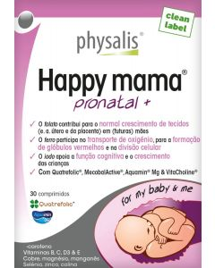 Happy Mama Pronatal+