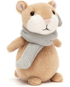Mini Hamster Cinnamon
