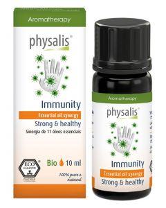 Mistura de Óleos Imunidade
