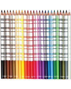 Caixa com 24 Lápis Aguarela