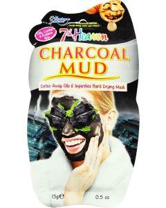 Máscara Exfoliante Facial com Carvão e Pedra Pomes