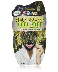 Máscara Peel-Off Com Algas Pretas Detox