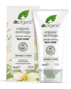 Máscara facial de Moringa | Hidratação Intensa