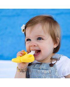 Escova de Dente Mordedor Baby Banana