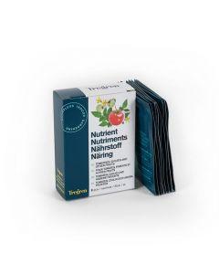 Nutrientes para tomates, pimentos e outras frutas