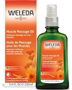 Óleo de Massagem com Arnica