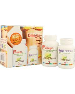 Omega 7 + com Oferta de Betacaroteno