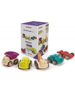 Pack 5 Veículos Minimobil