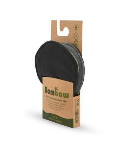 Penso Higiénico Reutilizável em Carvão de Bambú -Super