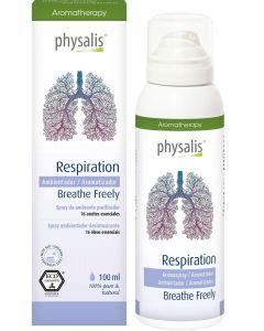 Respiração | Spray de Aromaterapia