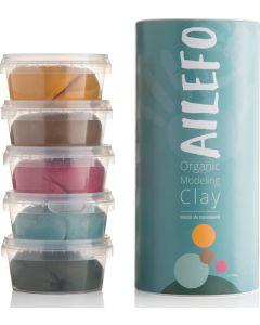 Pack 5 Plasticinas Biológicas