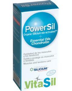 PowerSil Gel Com Silicio e Condroitina