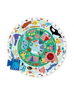 Puzzle XXL   Conhecer os animais